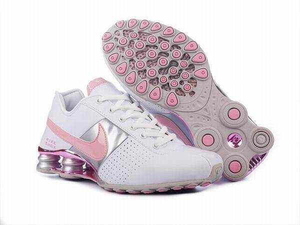 chaussure nike shox rivalry