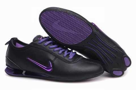 chaussure nike shox rivalry
